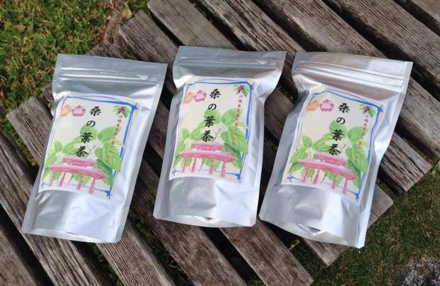 桑の葉茶3パック