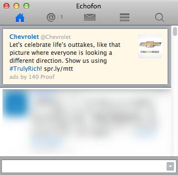 Echofon for Mac
